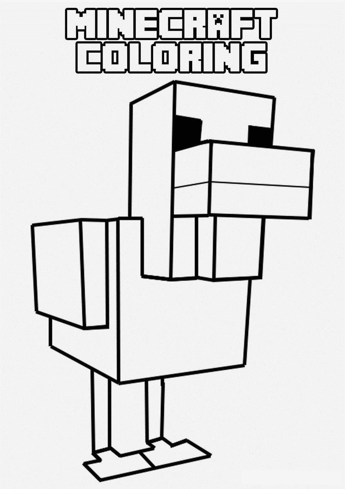 Minecraft Coloring Pages To Printcontemporary Art Sitesminecraft