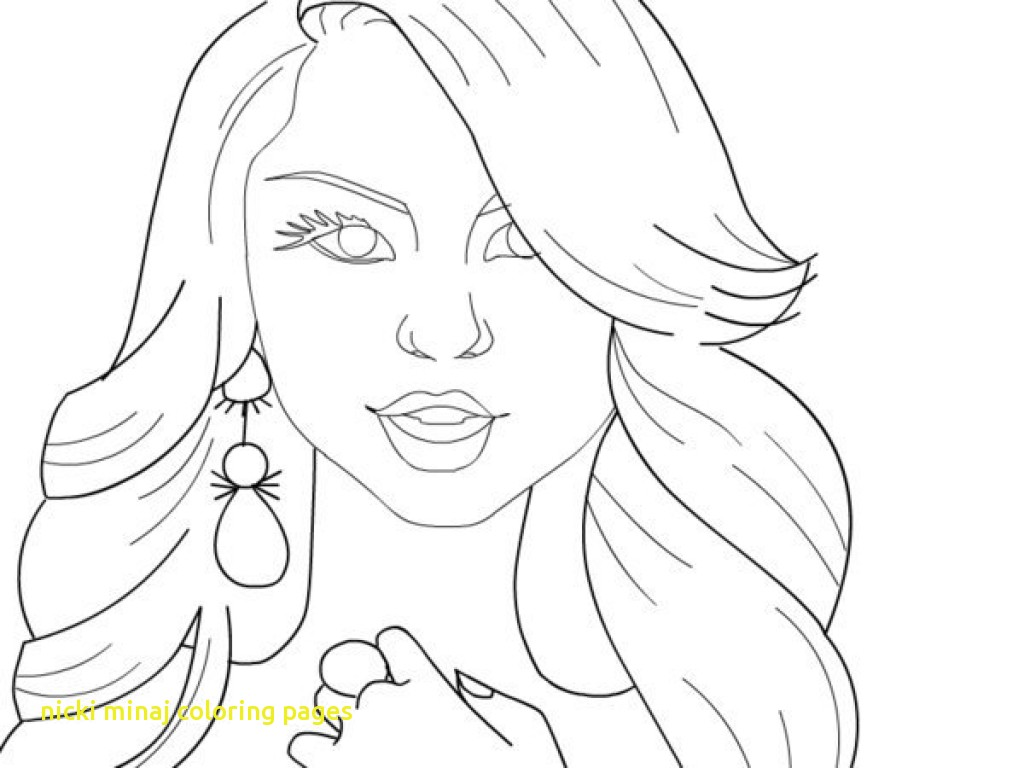 Boondocks Coloring Pages Jazmine Kiss Huey 17