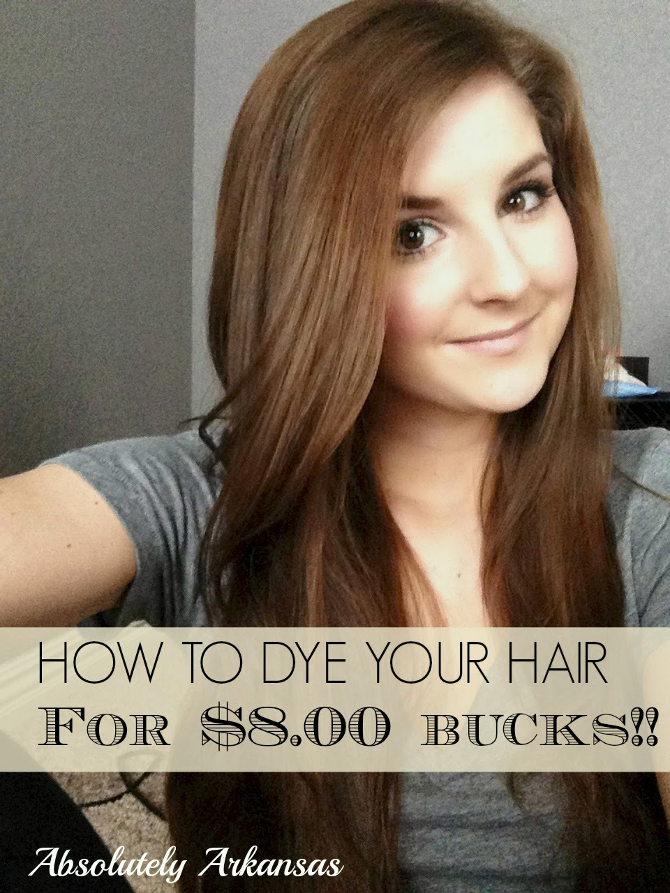 Rose & Co Blog  Dying Your Own Hair! At Home! For Eight Bucks!