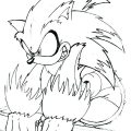 Sonic Colors Coloring Pages