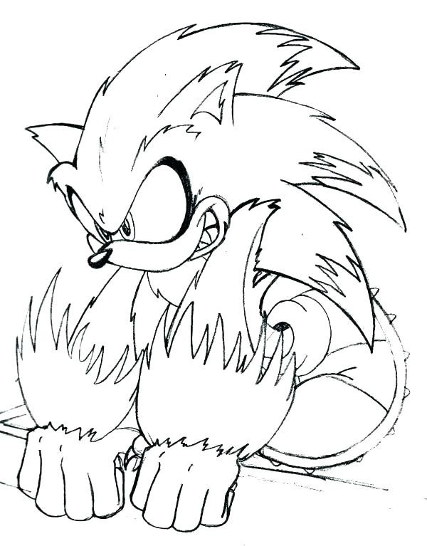 Sonic Colors Coloring Pages 21 The Hedgehog Free Printable