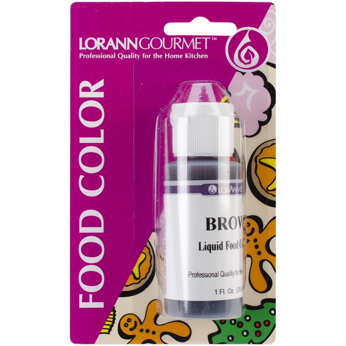 Lorann Oils Liquid Food Color, 1