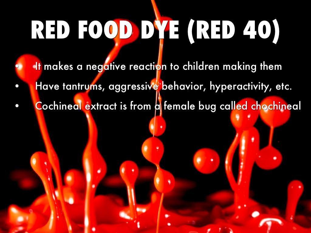 Beautiful Food Coloring Red 40 Photos