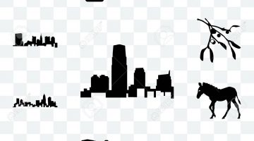 New Jersey Outline Vector