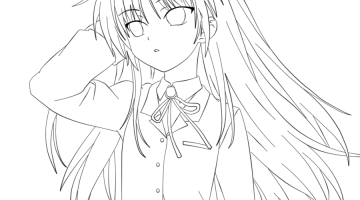Coloring Pictures Anime