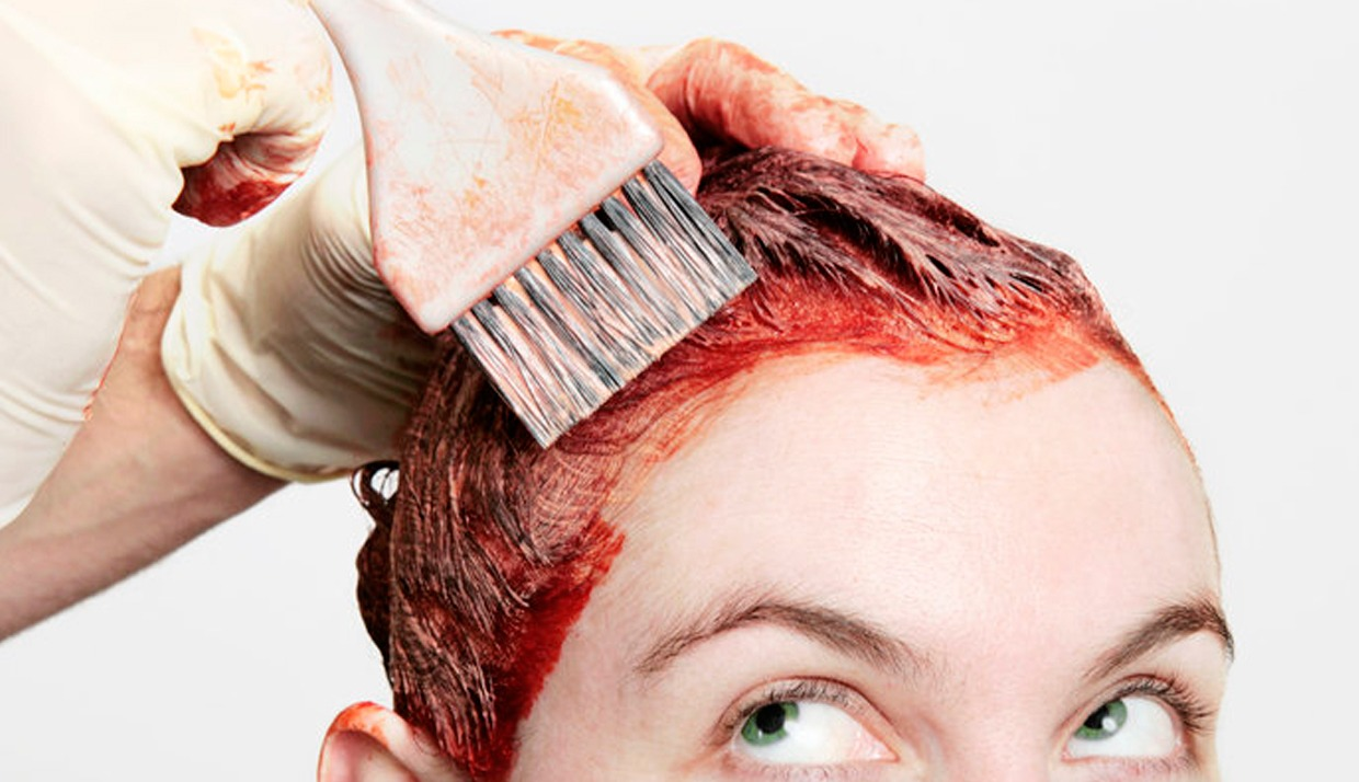 Is Dyeing Your Hair When You're Pregnant Really That Bad  Doctors