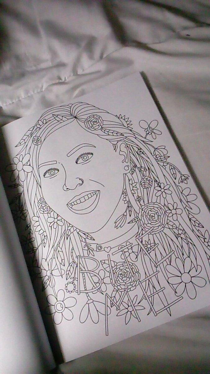 Sarah Baska Coloring Pages