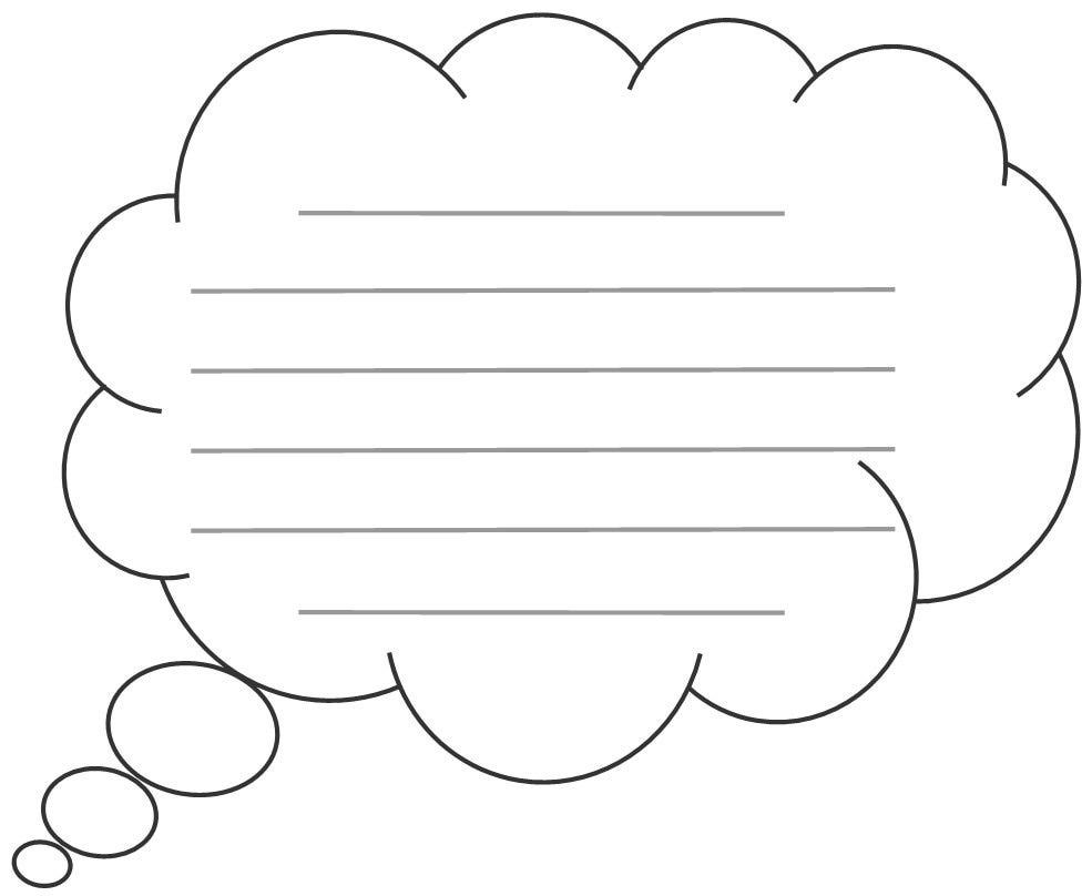 Free Speech Bubble Printable, Download Free Clip Art, Free Clip