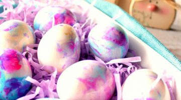 Hard Boiled Eggs For Coloring