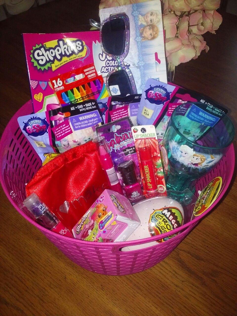 Easter Baskets Ideas For Girls Family Dollar