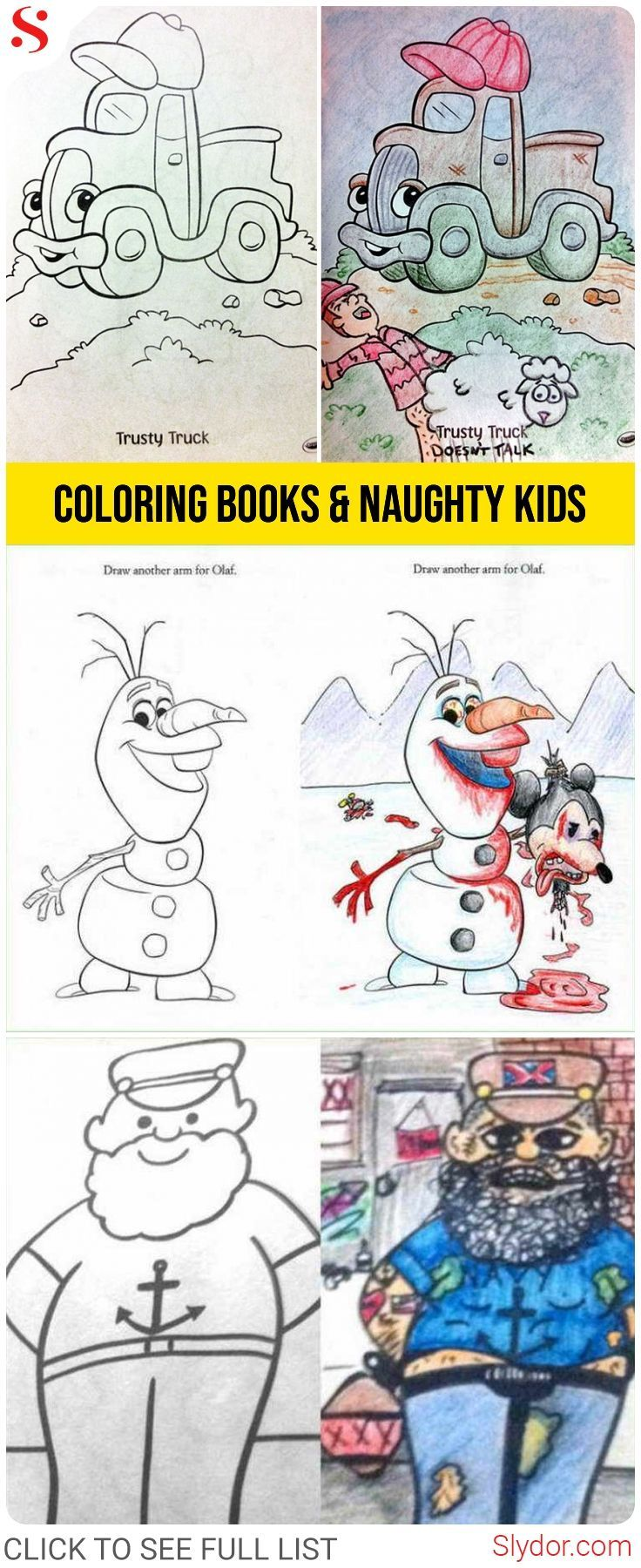 15+ Coloring Books That You Cannot Afford Your Kids Having Them