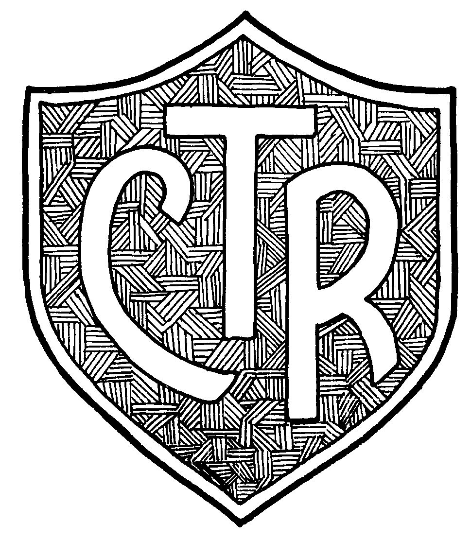 Ctr Choose The Right Coloring Page …
