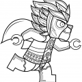 Lego Chima Pictures To Color