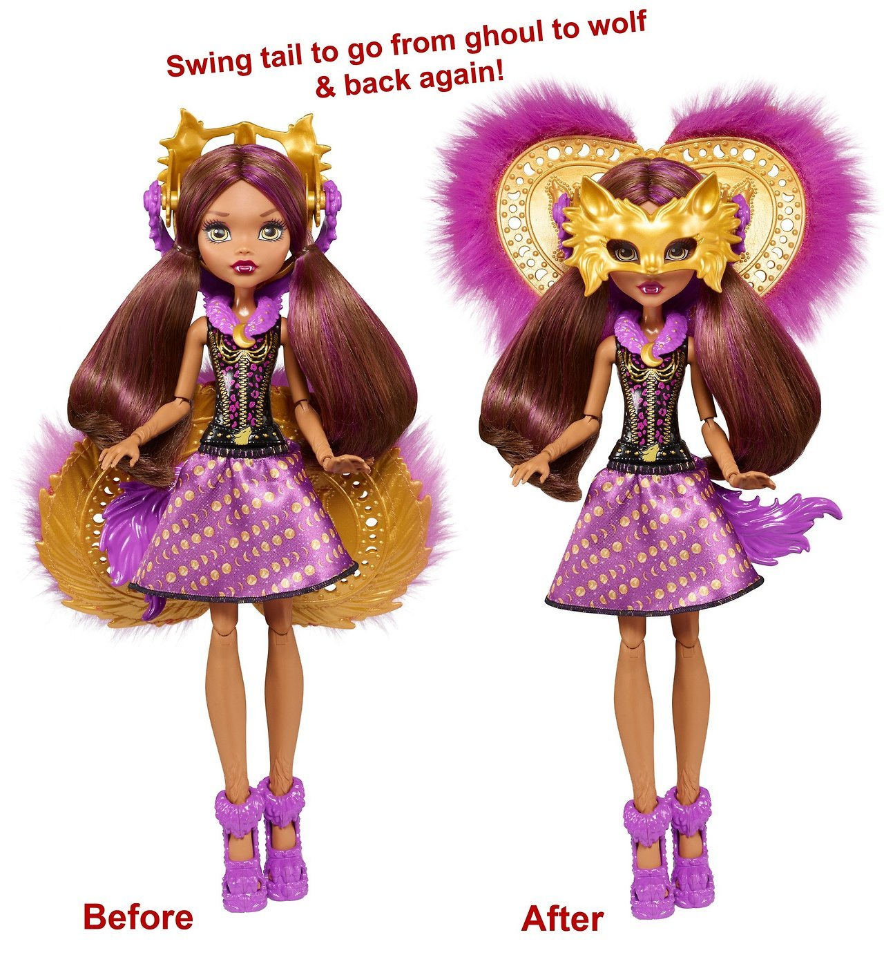 New Monster High Dolls 2018  Ballerinas, Ghoul To Bat, Ghoul To
