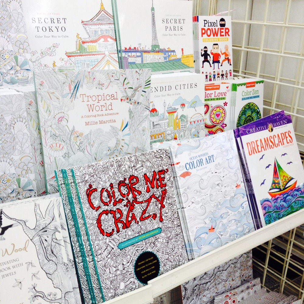 Scbwi Germany + Austria  My Coloring Book Journey  A Viable Market