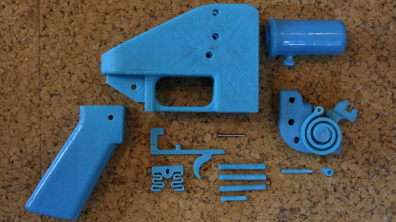 What You Need To Know About 3d Printed Guns And Why You Don't Need
