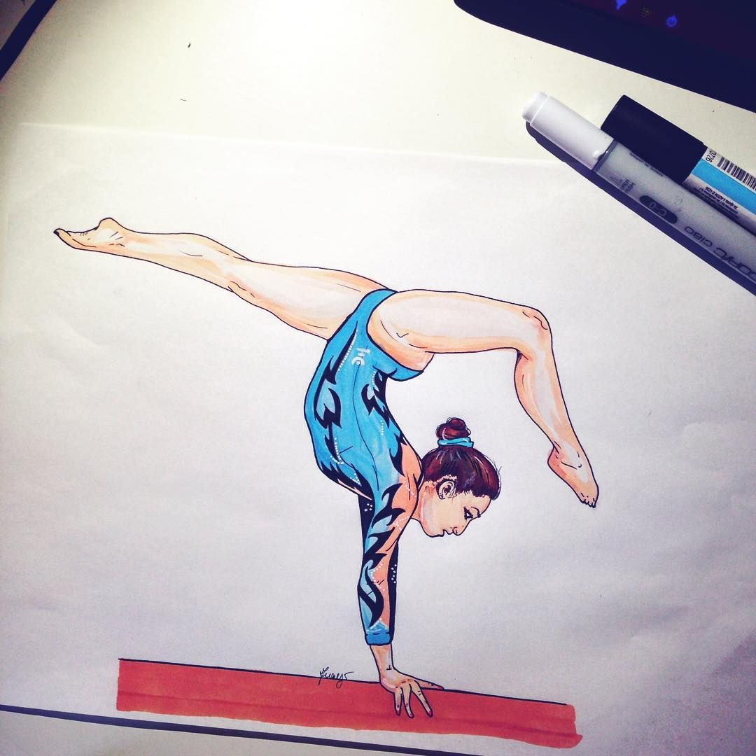 Gym  Gymdraw  Gymnast  Gymnastic  Leotard  Teamitaly  Italy