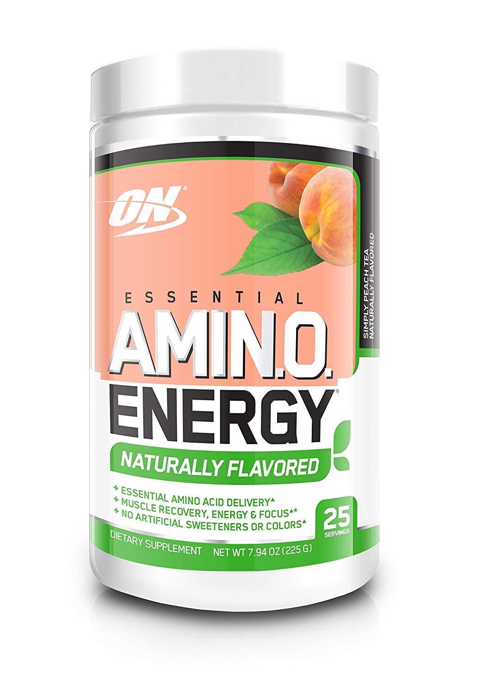Amazon Com  Optimum Nutrition Naturally Flavored Essential Amino