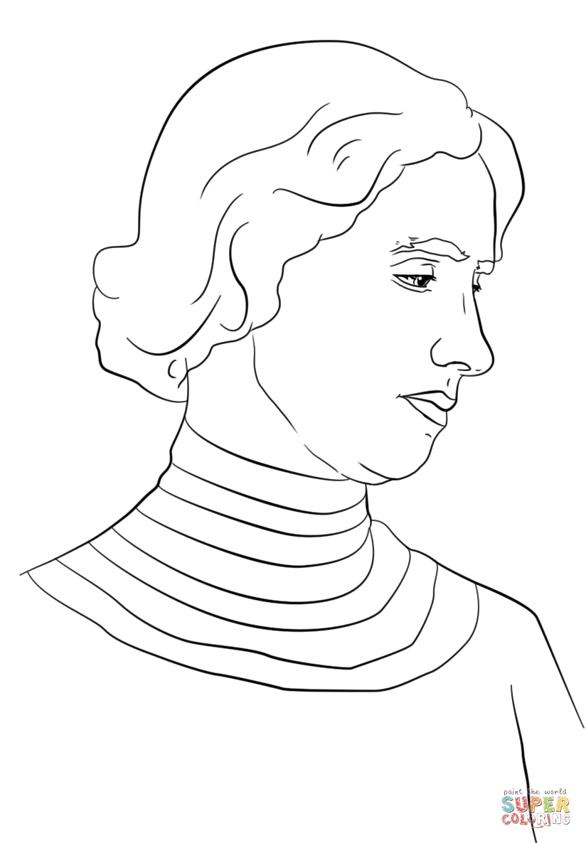 Trend Helen Keller Coloring Page 24 For Coloring Site With Helen