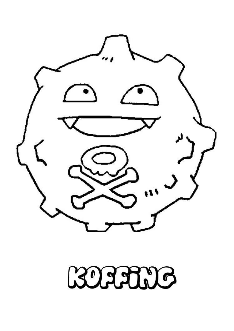 Pokemon Ditto Coloring Pages – Through The Thousands Of Pictures