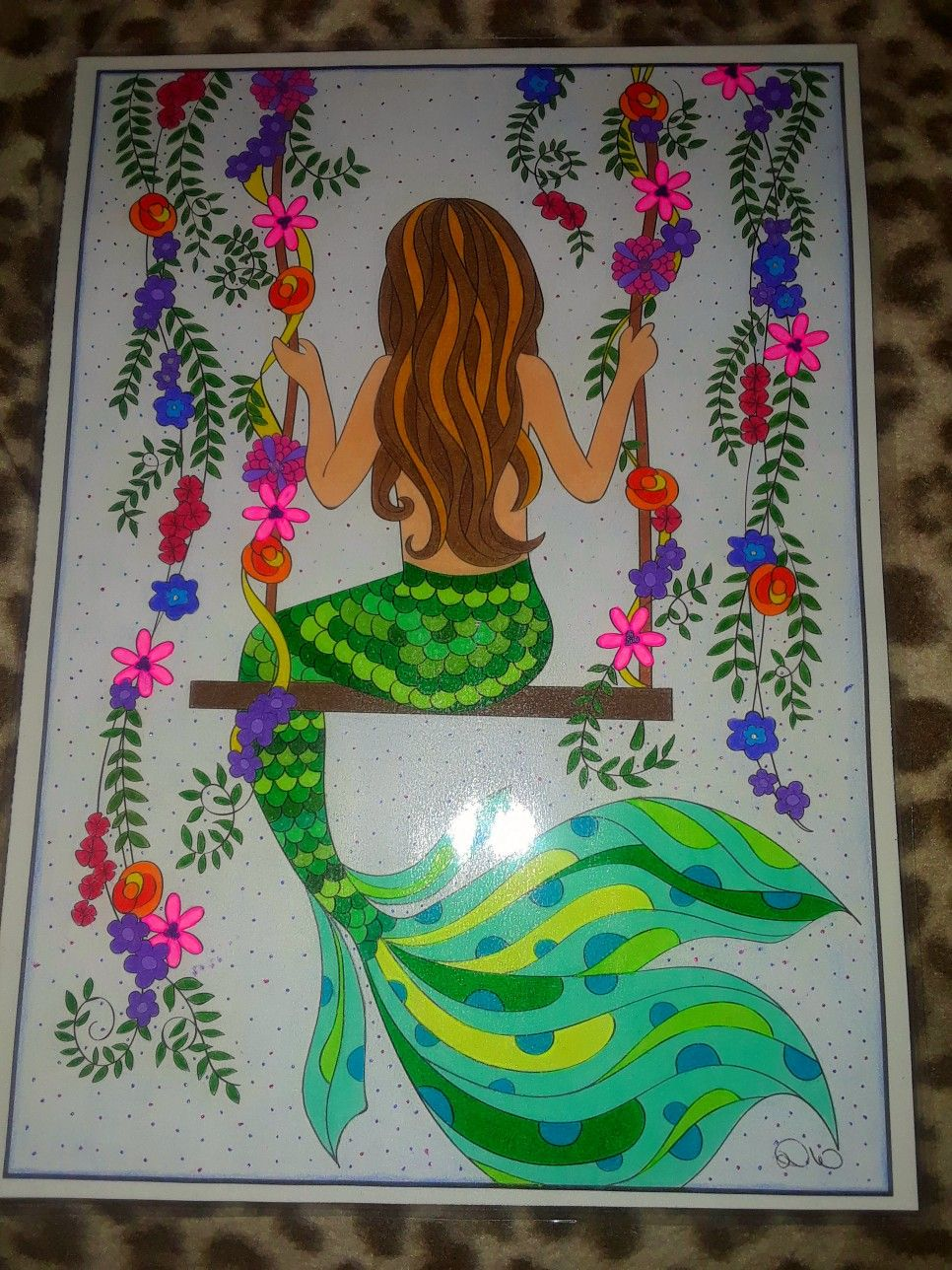 Timeless Creations  Magical Mermaids  By Donna Kay