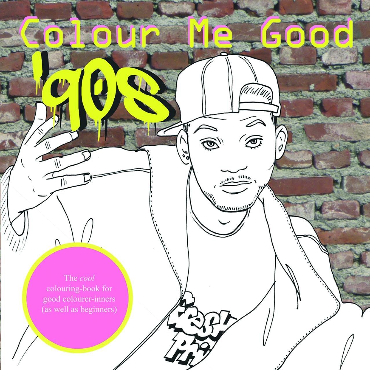 Colour Me Good 90s  Mel Elliott  2015956720870  Amazon Com  Books