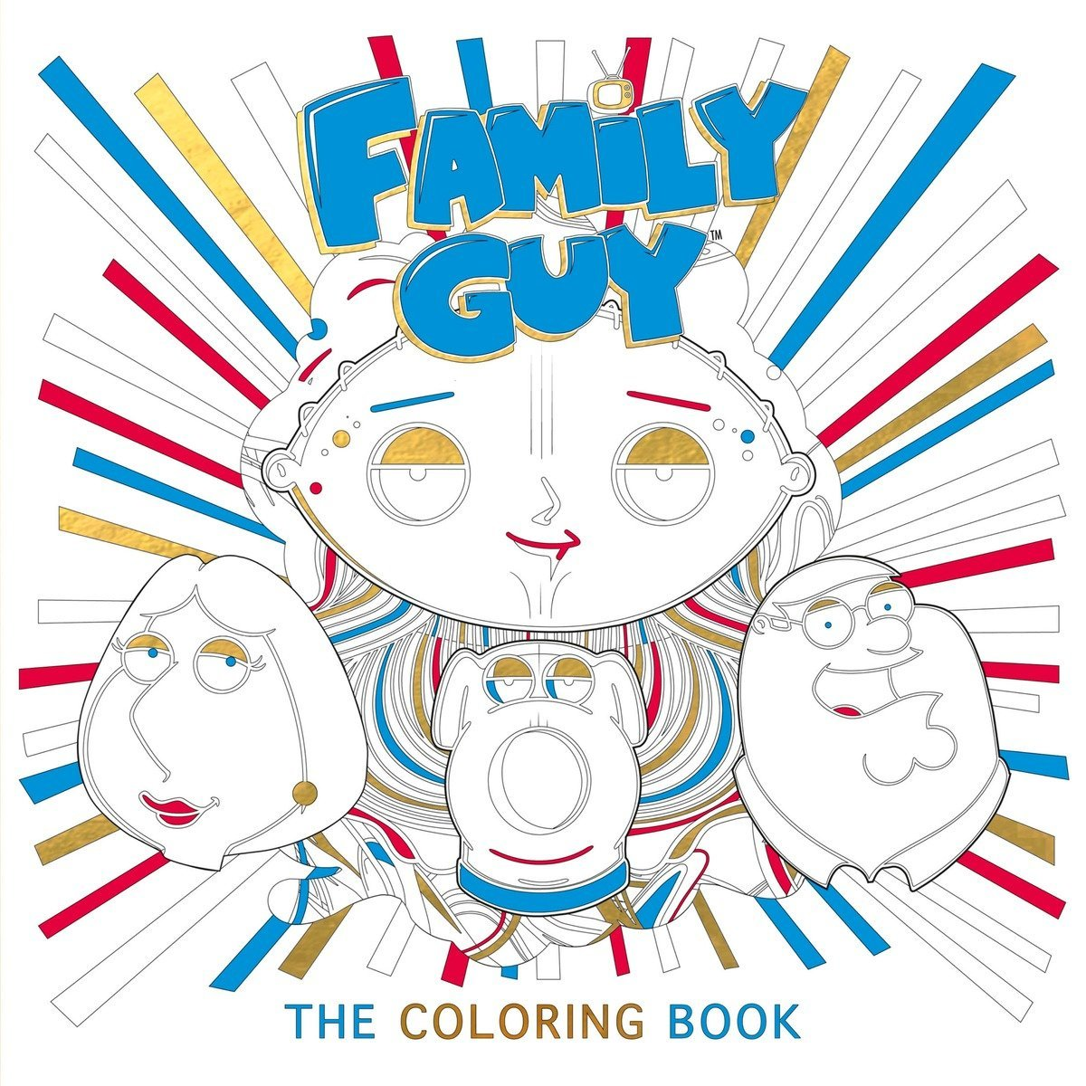 Family Guy  The Coloring Book  Titan Books  9781785655135  Amazon