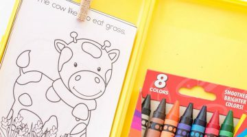 Coloring Kits For Kids