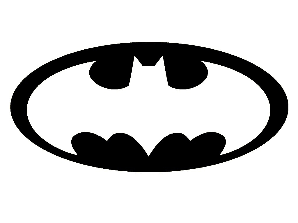 Free Batman Logo Coloring Page, Download Free Clip Art, Free Clip