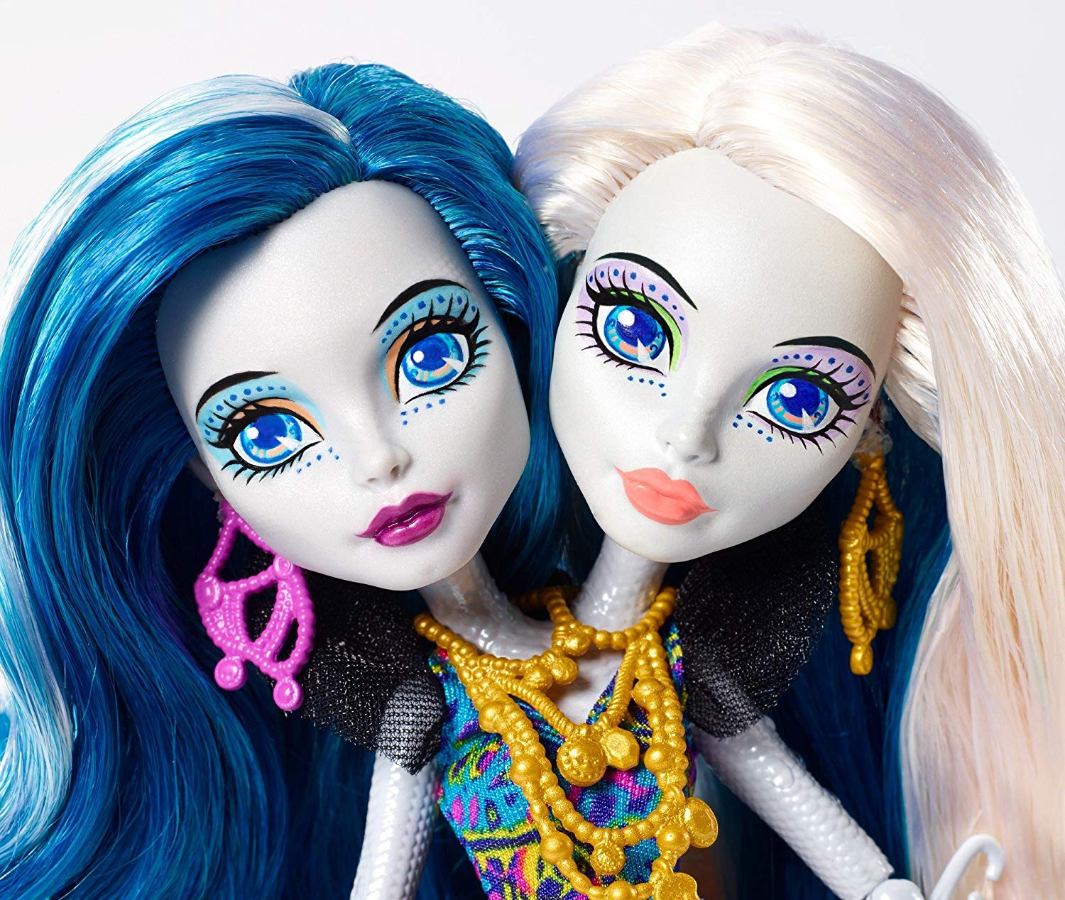 Amazon Com  Monster High Great Scarrier Reef Peri & Pearl