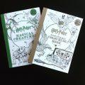 Postcard Coloring Book