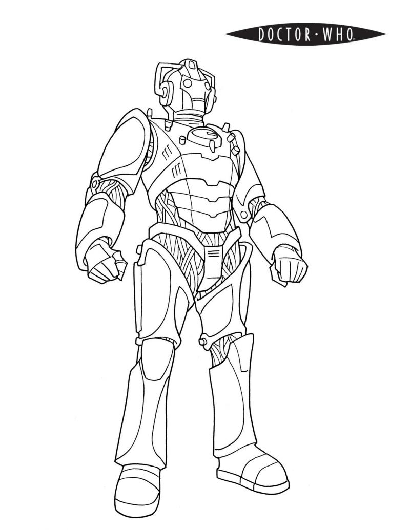 Cybermen (ns) By Writer