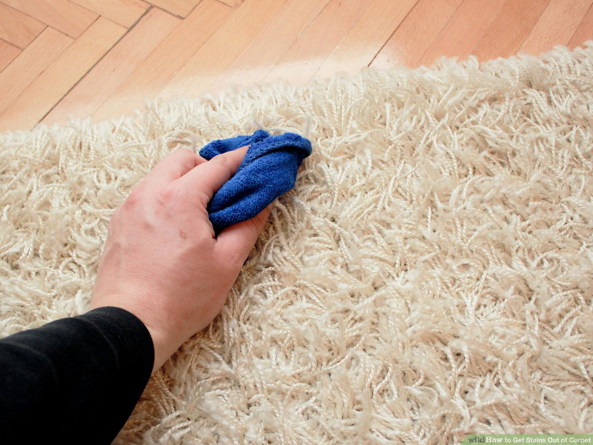 6 Ways To Get Stains Out Of Carpet