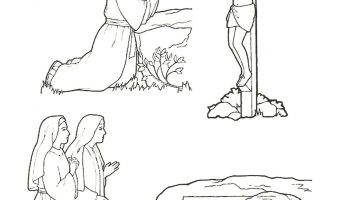 Holy Ghost Coloring Pages