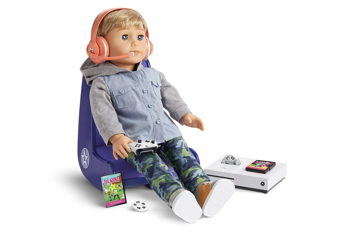Xbox's Next Exclusive Is An American Girl Doll Set