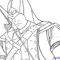 Assassinscreed Coloring Pages