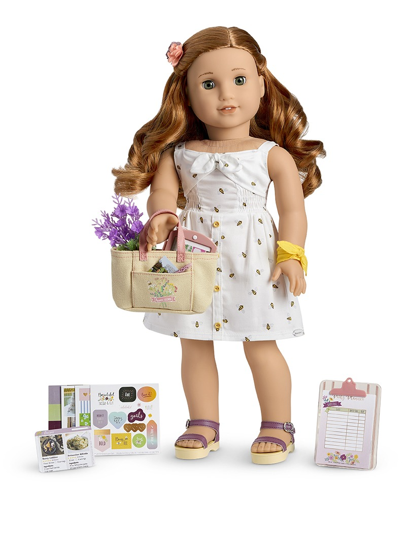American Girl's New Doll Lives In The Hudson Valley
