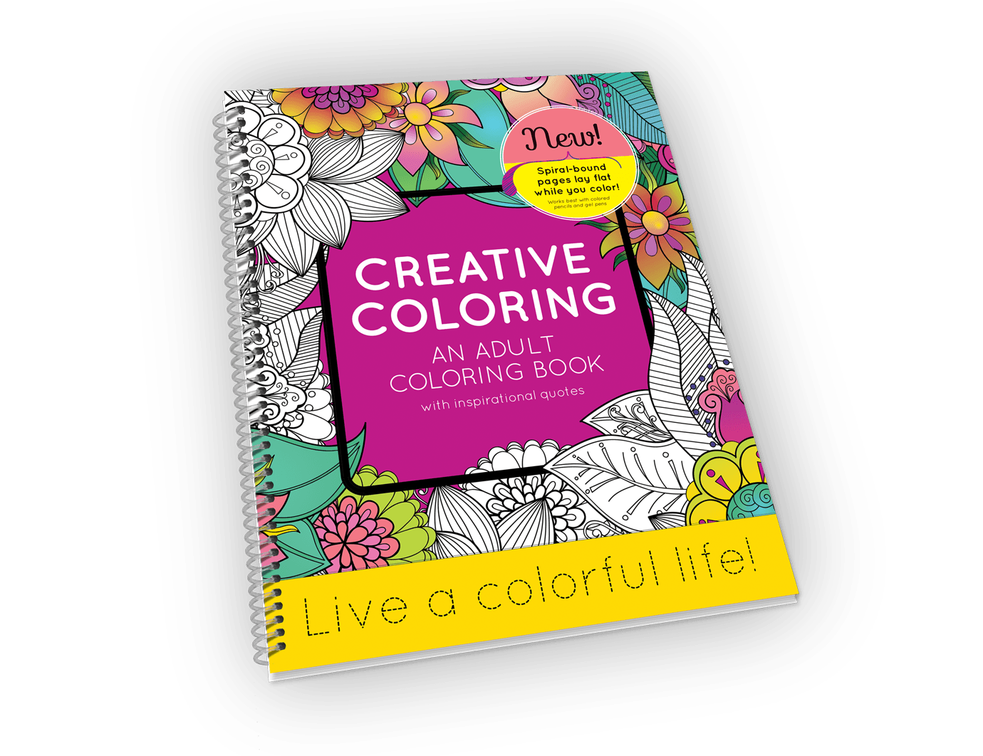 Color Your Day Book 1