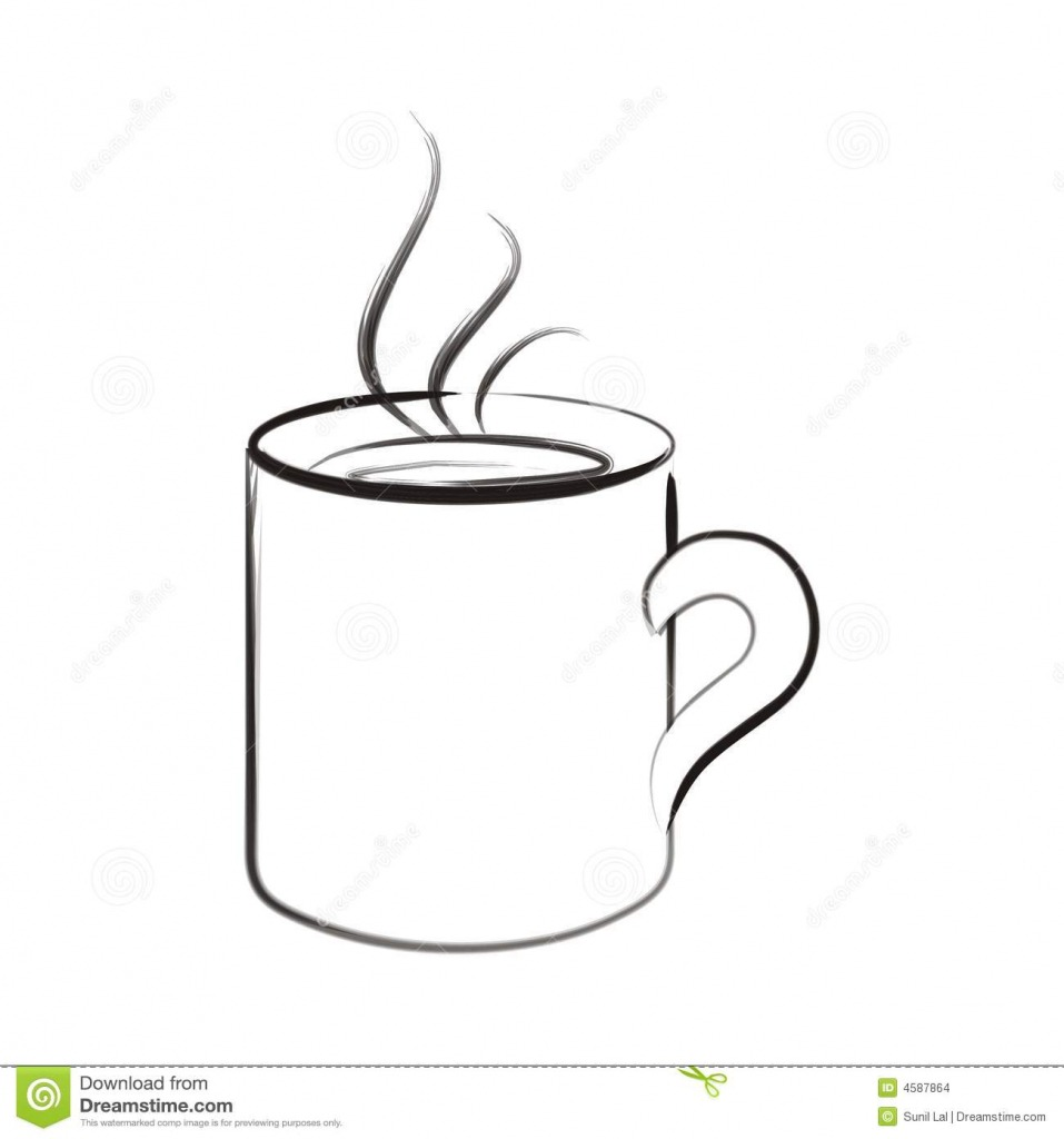 10 Cup Drawing Coffee Cup For Free Download On Ayoqq Org