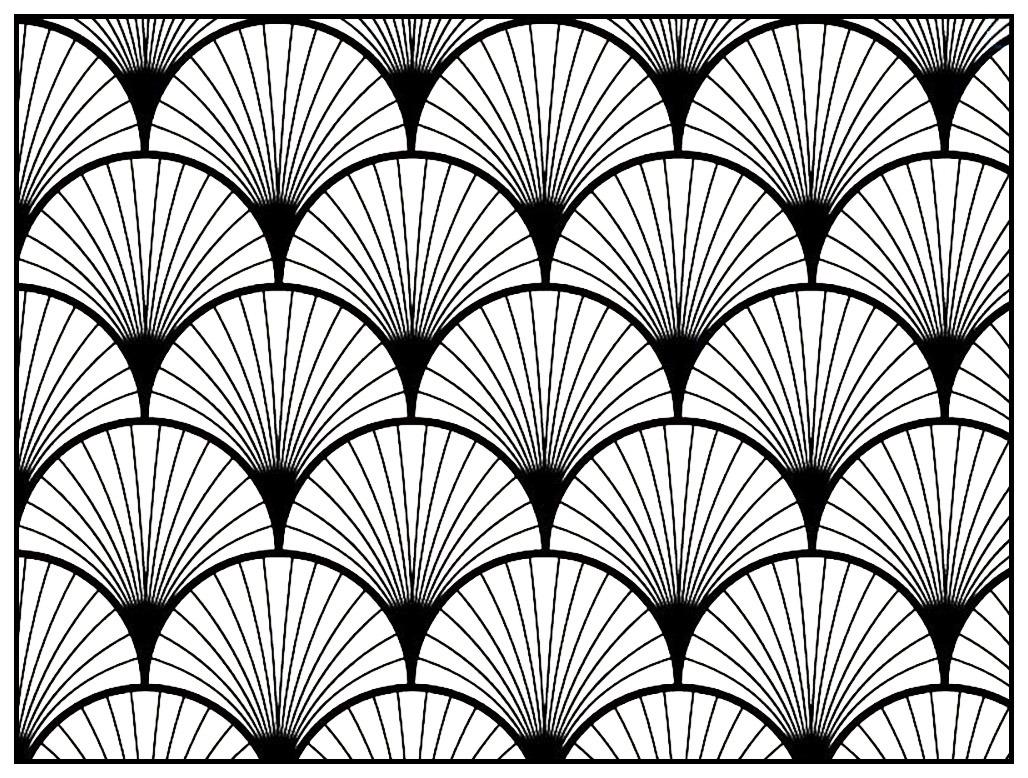 Geometric Patterns Art Deco 2