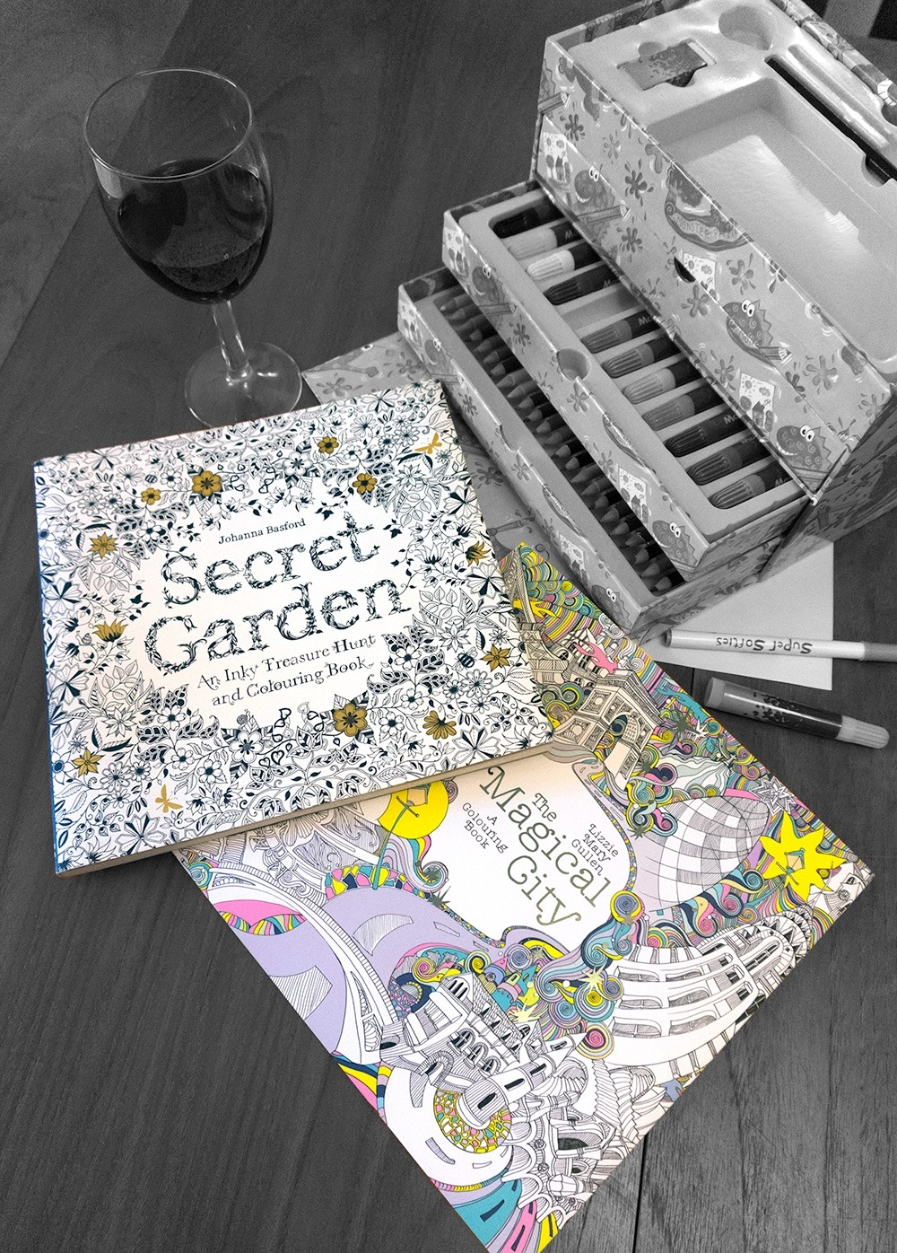 18 Best Colouring In Books For Adults