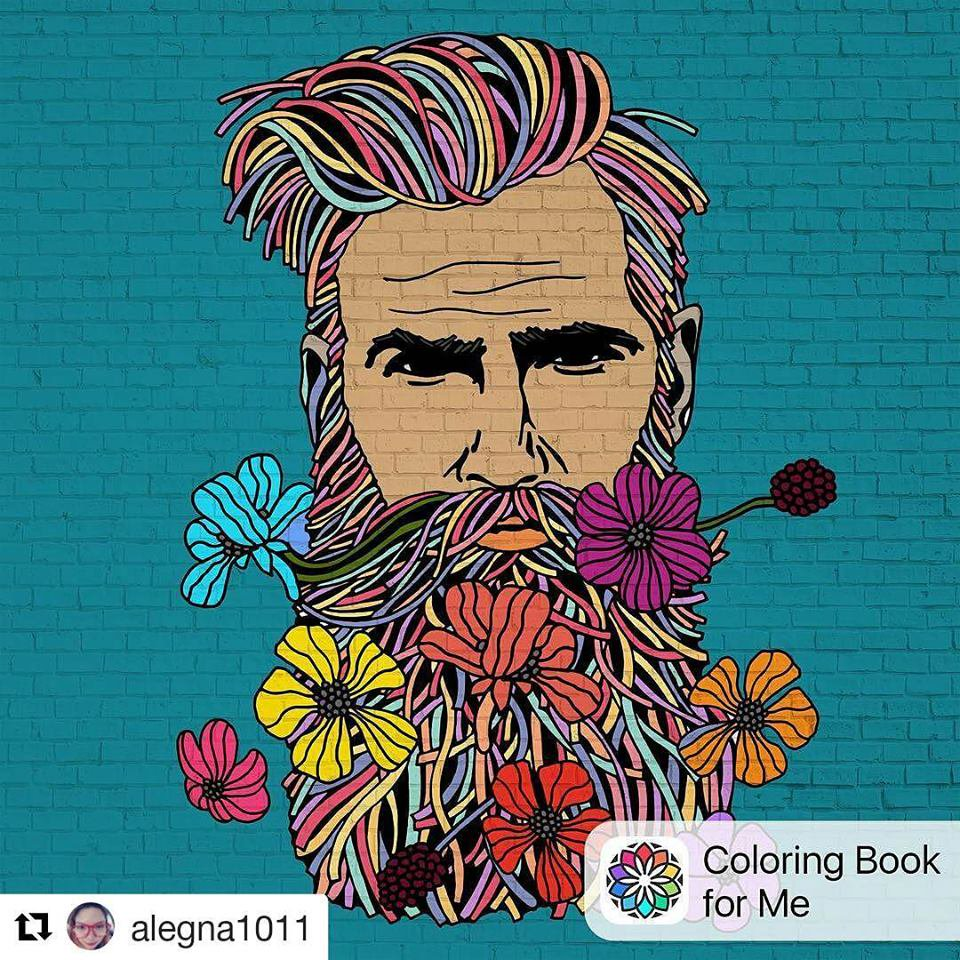 Coloring Book For Me On Twitter   25+ Beautiful Color Palettes