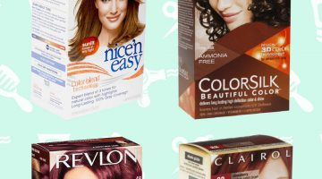 Best Home Hair Coloring Products
