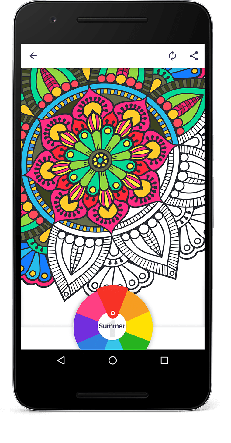Coloring Book For Me For Android
