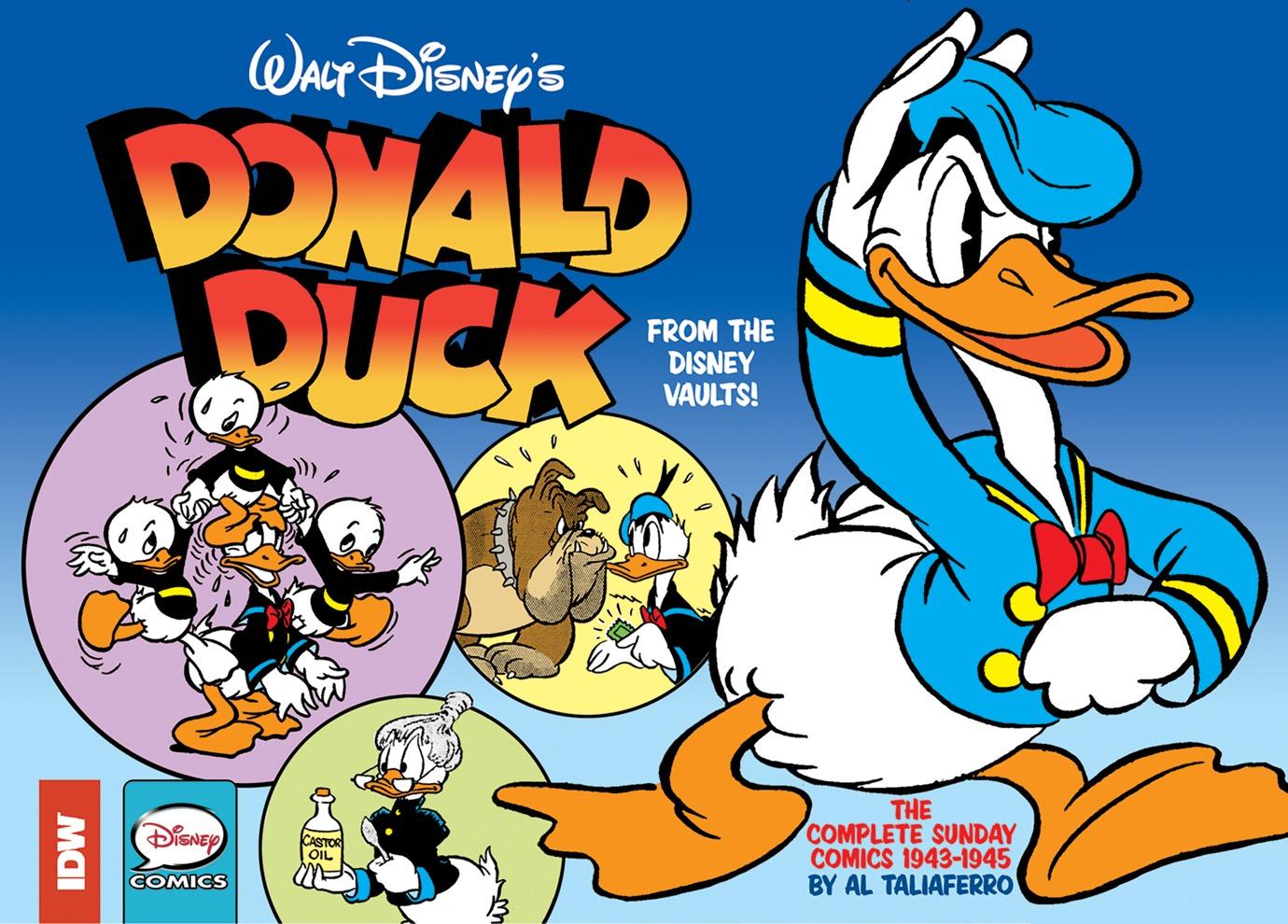 Walt Disney's Donald Duck  The Sunday Newspaper Comics, Vol  2
