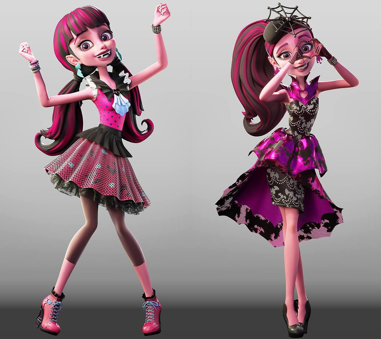 Monster High Images Draculaura Hd Wallpaper And Background Photos