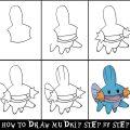 Easy Pokemon To Draw