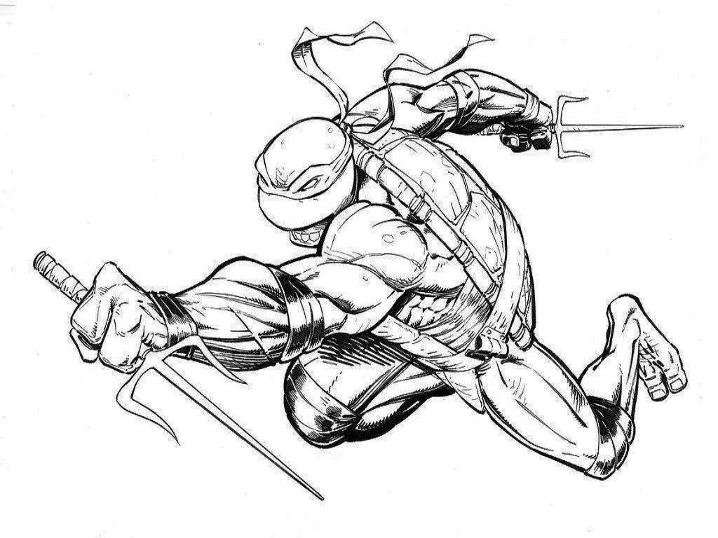 Tmnt Coloring Pages Raphael Tmnt Coloring Pages Ninja Turtles