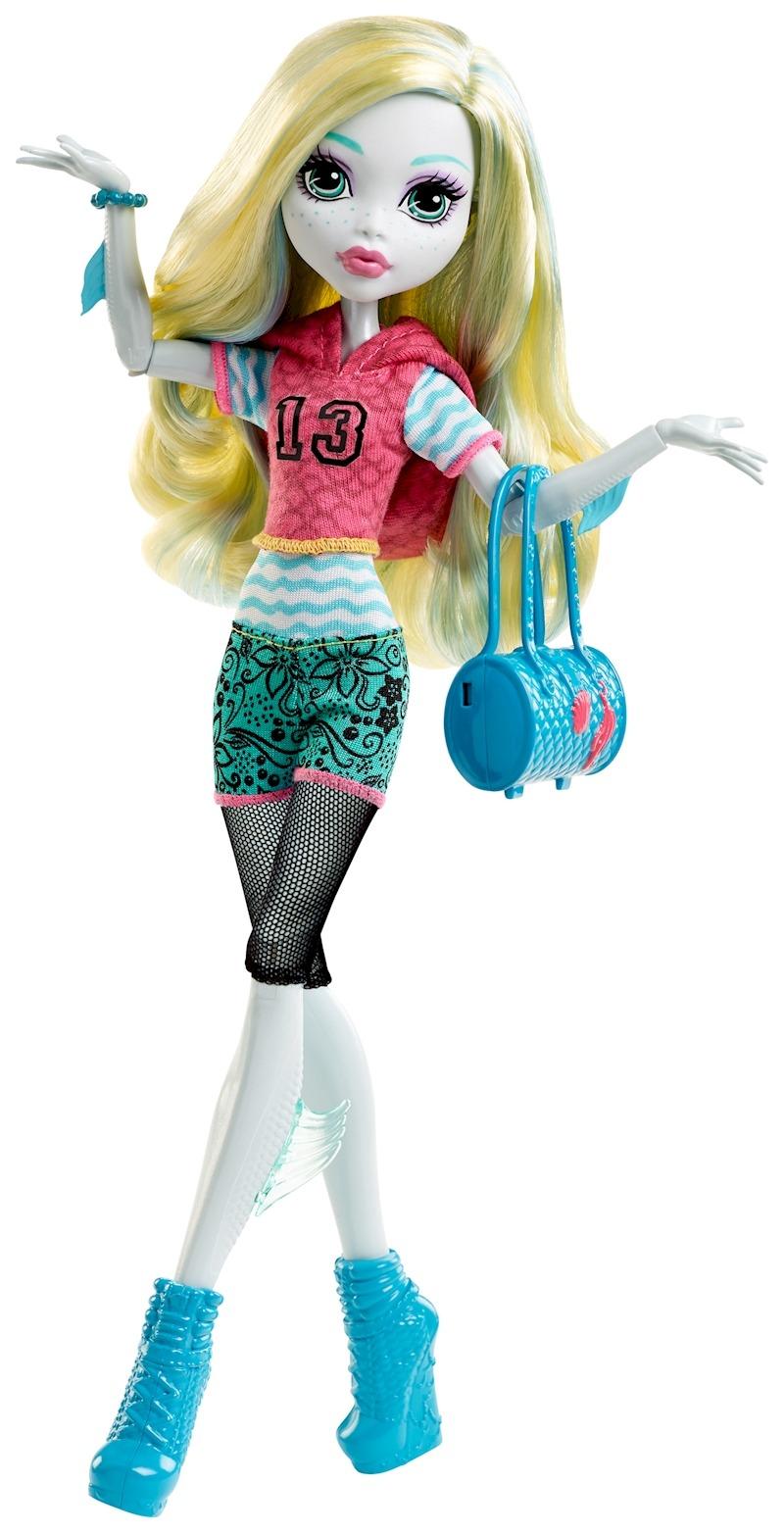 Monster High® Lagoona Blue® Doll