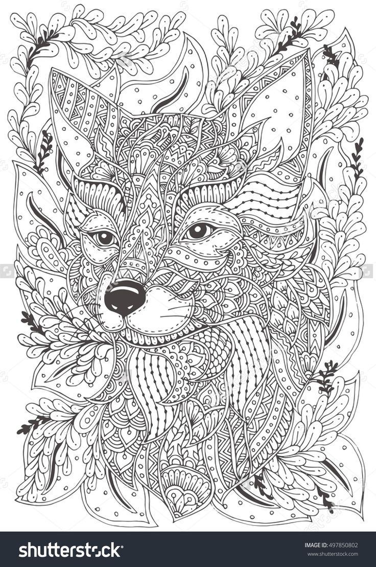 Fox  Hand
